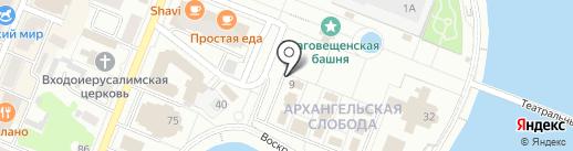 Банкомат, Банк Йошкар-Ола, ПАО на карте Йошкар-Олы