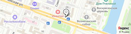 Платежный терминал, Сбербанк, ПАО на карте Йошкар-Олы
