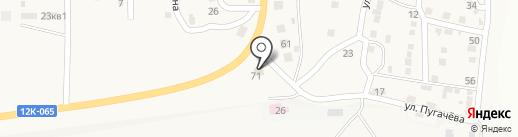 Автомойка на карте Ильинки