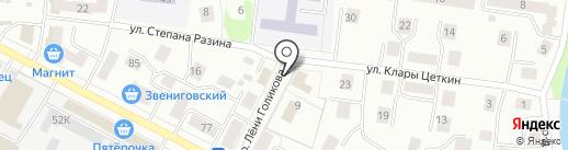 КлинПак на карте Йошкар-Олы