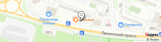 Farmani на карте Йошкар-Олы