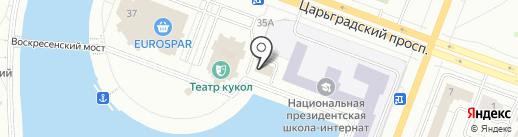 BIG BRO на карте Йошкар-Олы