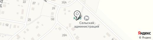 Администрация Сенькинского сельского поселения на карте Сенькино