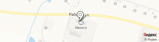 Производственная фирма на карте Шойбулака