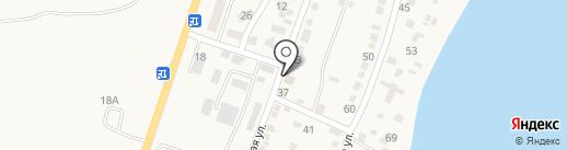 Геолог на карте Ильинки