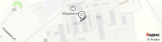 Торгово-производственная компания на карте Сенькино