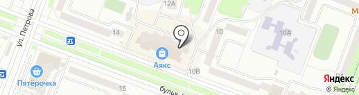 Ё-PARTS на карте Йошкар-Олы
