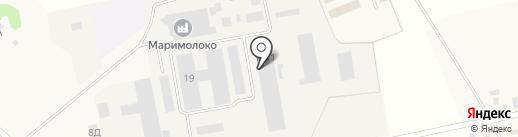 Компания Шелвуд на карте Сенькино