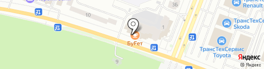 Саморезик.ru на карте Йошкар-Олы