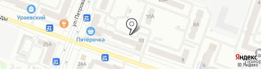 РемХолодСервис на карте Йошкар-Олы