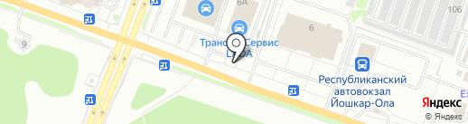 Onis на карте Йошкар-Олы