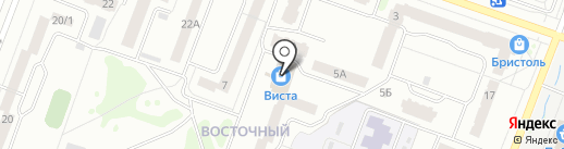 Светлана на карте Йошкар-Олы