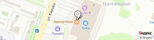 585 GOLD на карте Йошкар-Олы