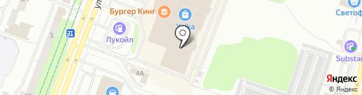 Stuffbody на карте Йошкар-Олы