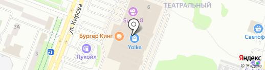 DoJones на карте Йошкар-Олы