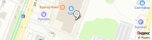 Good style на карте Йошкар-Олы