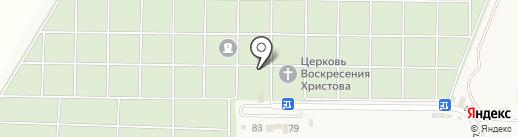 Торгово-производственная фирма на карте Трусово