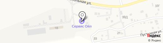 АЗС на карте Трусово