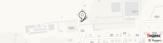 Магазин ритуальных принадлежностей на карте Трусово