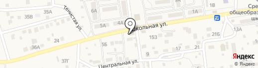 ЯПК на карте Трусово