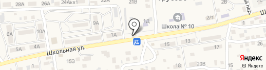Банкомат, Сбербанк России на карте Трусово