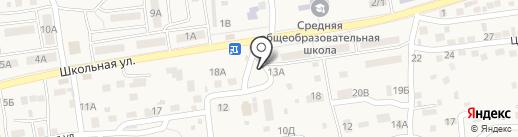 Шиномонтажная мастерская на карте Трусово