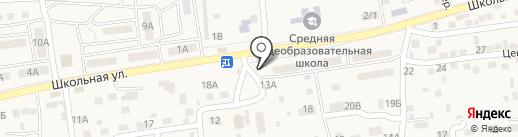 iКассир на карте Трусово