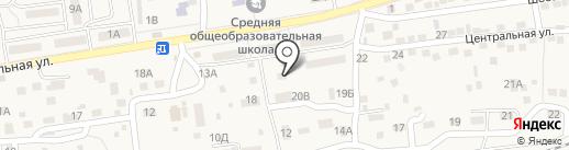 Фельдшерско-акушерский пункт на карте Трусово