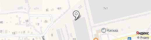 МСК-А на карте Трусово