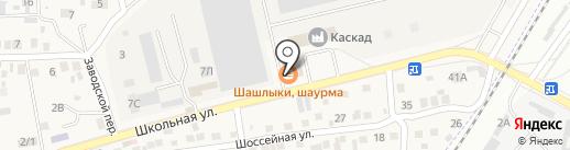 Сеть салонов ритуальных услуг на карте Трусово