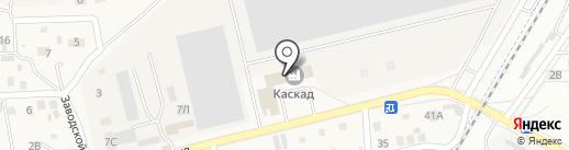 Молодая артель на карте Трусово