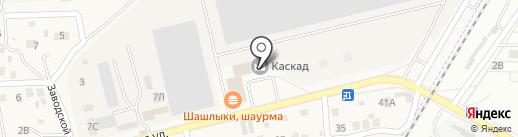 Банкомат, Газпромбанк на карте Трусово