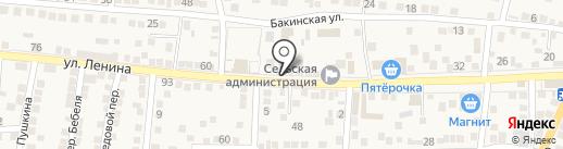 Новый на карте Старокучергановки
