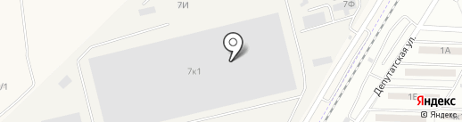 Антикормаш на карте Трусово