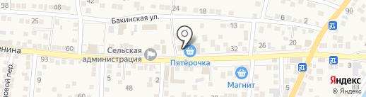Нотариус Неронова К.Н. на карте Старокучергановки