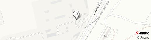 Грап на карте Трусово