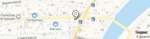 Продуктовый магазин на карте Старокучергановки