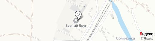РЕАГЕНТСТРОЙ-СЕРВИС на карте Трусово