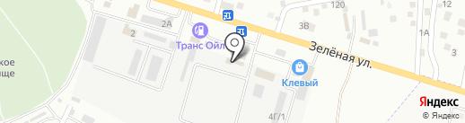 Транспортно-торговая компания на карте Карагали