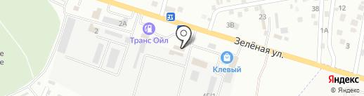 Автомойка на карте Карагали