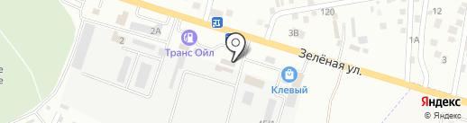 Шиномонтажная мастерская на карте Карагали