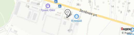 КАПЛЯ на карте Карагали