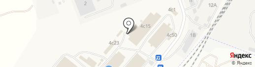 Андромеда на карте Солянки