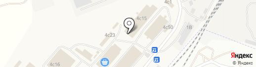 Оптово-розничный магазин круп на карте Солянки