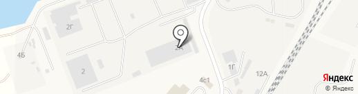 Калужская фруктовая компания на карте Солянки