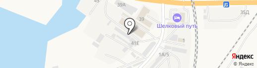 Оптово-розничный склад-магазин на карте Солянки