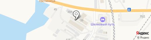 ЕвроГипс на карте Солянки