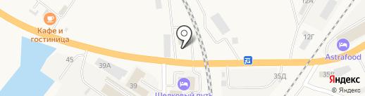 ЦПП-Юг на карте Солянки