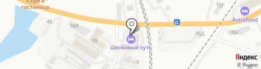 Сеть платежных терминалов на карте Солянки