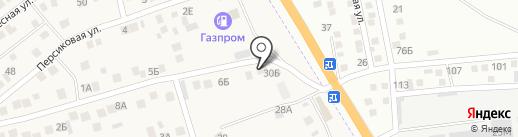 Автосервис на карте Солянки